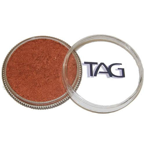 TAG Pearl Copper Face Paint (32 gm)