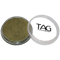 TAG Pearl Bronze Green Face Paint (32 gm)