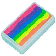 TAG Rainbow Neon 1-Stroke Split Cake (30 gm)