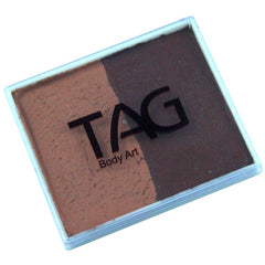 TAG Mid Brown and Brown 2 Color Cake (50 gm)