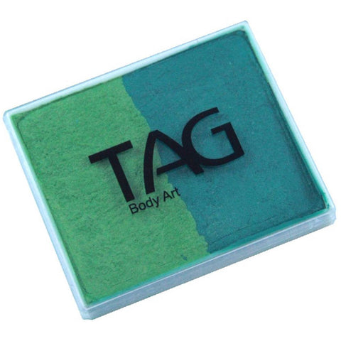 TAG Pearl Green and Pearl Lime 2 Color Cake (50 gm)