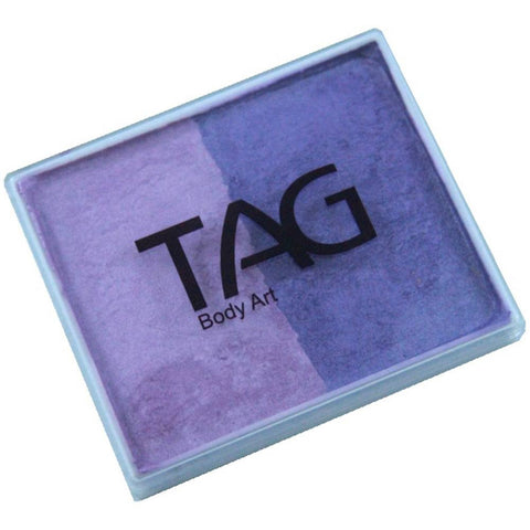 TAG Pearl Purple and Pearl Lilac 2 Color Cake (50 gm)