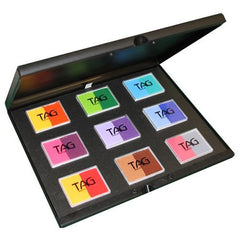 TAG Regular Split Cake Palette (9 x 50 gm)