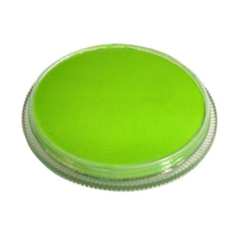 Kryvaline Lime Green Face Paint kr09 (30 gm)