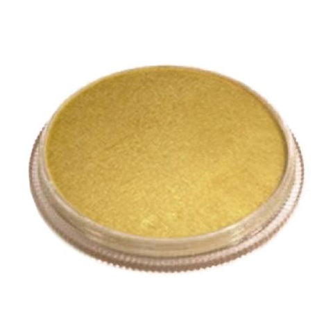 Kryvaline Metallic Gold Face Paint km03 (30 gm)