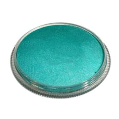 Kryvaline Metallic Green Face Paint km05 (30 gm)