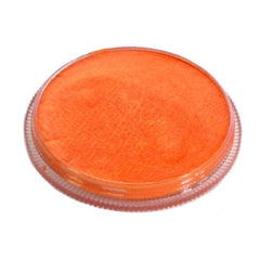 Kryvaline Metallic Orange Face Paint km17 (30 gm)