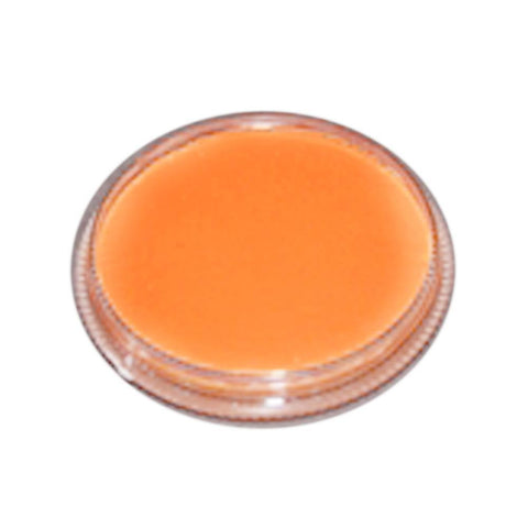 Kryvaline Bright Orange Creamy Line Face Paint (30 gm)