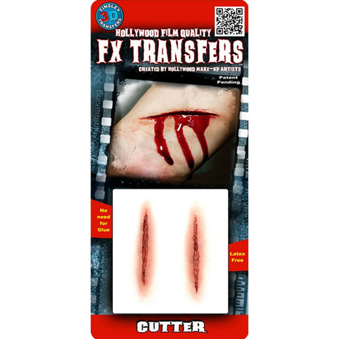 Tinsley Cutter Small 3D FX Transfer