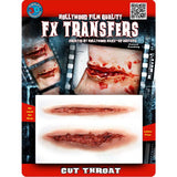 Tinsley Cut Throat Medium 3D FX Transfer