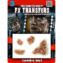 Tinsley Zombie Rot Medium 3D FX Transfer