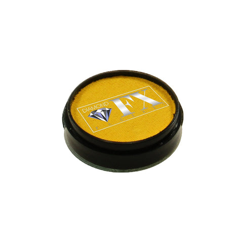 Diamond FX Yellow Face Paint 50