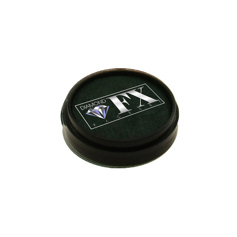Diamond FX Dark Green Face Paint 62