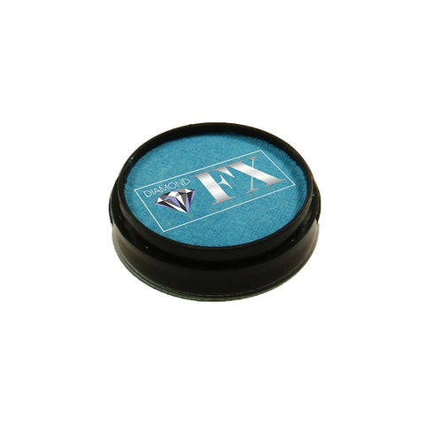 Diamond FX Light Blue Face Paint 66