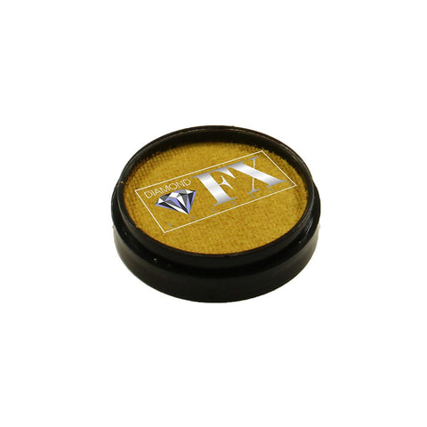 Diamond FX Metallic Gold Face Paint M100