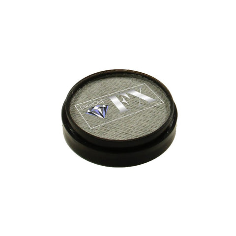 Diamond FX Metallic Silver Face Paint M200