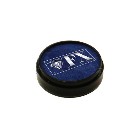 Diamond FX Metallic Blue Face Paint M70