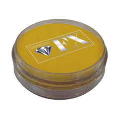 Diamond FX Golden Yellow Face Paint 24