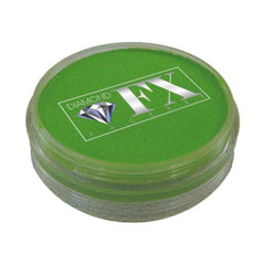 Diamond FX Light Green Face Paint 57