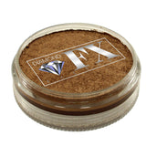 Diamond FX Metallic Old Gold Face Paint M185