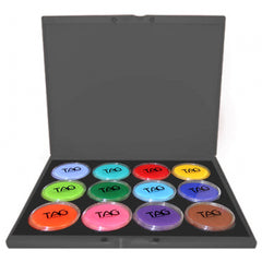 TAG 12 Color Build Your Own Face Paint Palette (32 gm)