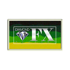 Diamond FX Green Carpet 1-Stroke Split Cake (30 gm)