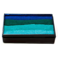 Cameleon Evening By Brierely ColorBlock Split Cake (30 gm)