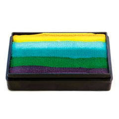 Cameleon Siren By Brierely ColorBlock Split Cake (30 gm)
