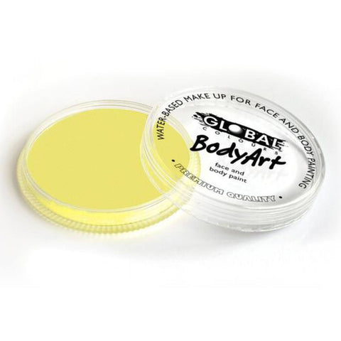 Global Face Paint - Light Yellow (32 gm)