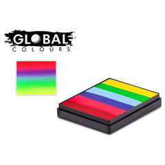 Global Positano Rainbow split cakes (50 gm)