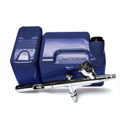 Graftobian Midnight Blue Walk Around FX Aire Airbrush System