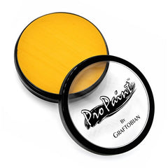 Graftobian ProPaint Yellow Face Paint 77005 (1 oz/30 ml)
