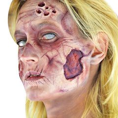 Woochie Zombie Female Deluxe FX Makeup Kit