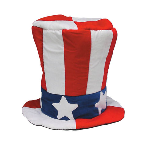 Velvet Uncle Sam Hat (Jacobson Hat)