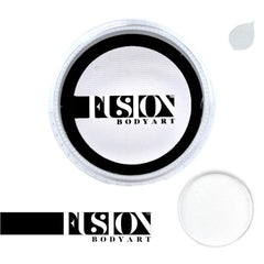 Fusion Body Art Prime Paraffin White Face Paint (32 gm)