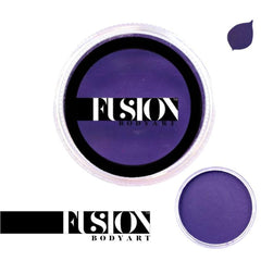 Fusion Body Art Prime Deep Purple Face Paint (32 gm)