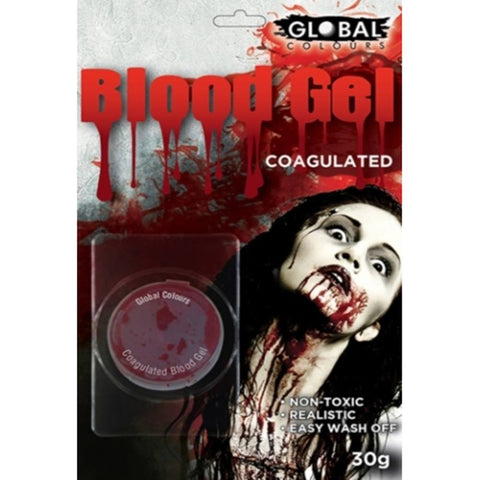 Global FX Coagulated Blood Gel