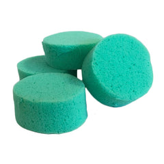 MiKim FX Hand-cut Round Makeup Sponges (10/pack)