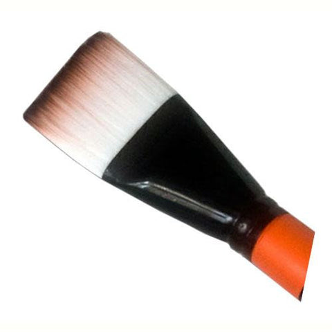 "Mehron Mark Reid Signature Flat Body Brush (1 1/2"")"
