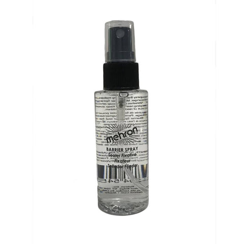 Mehron Barrier Spray (2 oz)