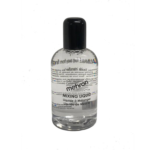 Mehron Mixing Liquid Thinner (4.5 oz)
