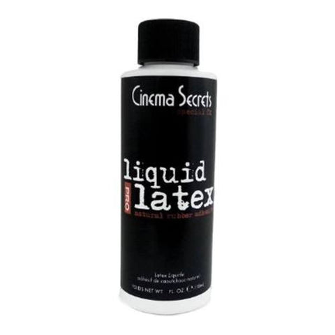 Cinema Secrets Flesh (Lt Tan) Liquid Latex (1 oz)