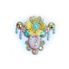 Magical Masquerade Bling Cluster