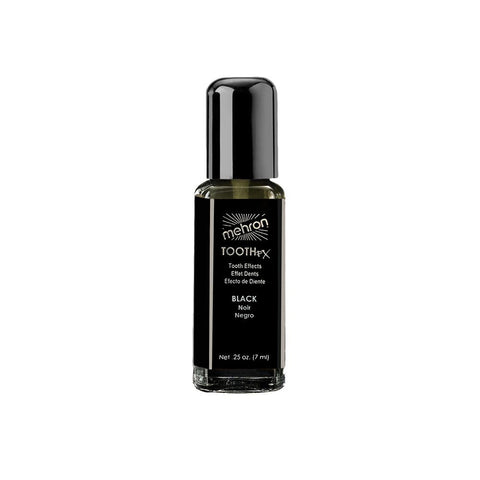 Mehron Black Tooth FX Paint  (0.25 oz)