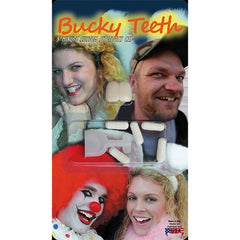 Scarecrow Bucky Teeth Cap Kit