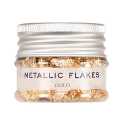 Kryolan Gold Metallic Flakes