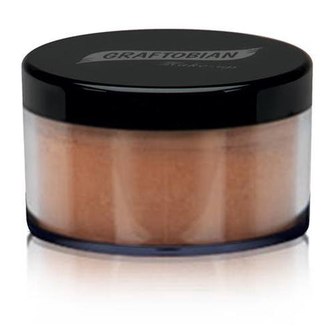 Graftobian HD LuxeCashmere Pecan Pie Setting Powders (0.7 oz)