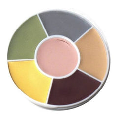 Ben Nye 6 Color Death Makeup Wheel DW (1 oz)