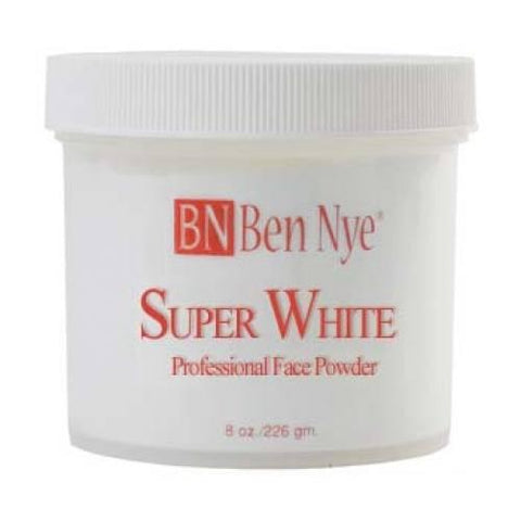 Ben Nye Super White Makeup Setting Powder