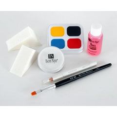 Ben Nye White Face Clown Makeup Kit